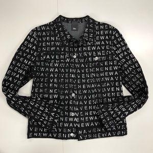 "DIOR ""New Wave"" Jean jacket (52/M)"